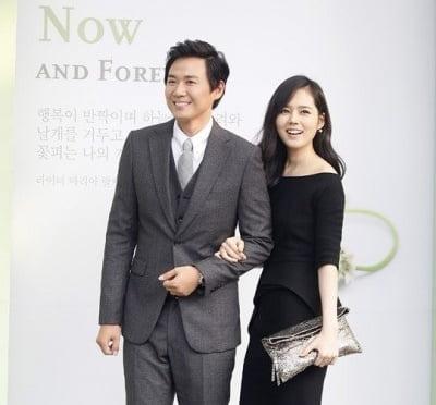 배우 연정훈-한가인./ 사진=텐아시아DB
