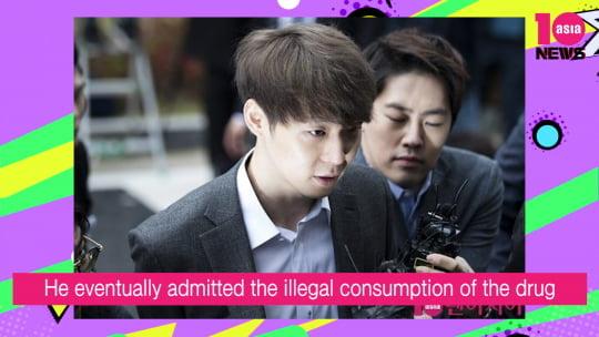 [TV텐] 노아 박의 '헬로우 K엔터' 19일 만에 마약 혐의를 인정한 박유천 (5월 2주)