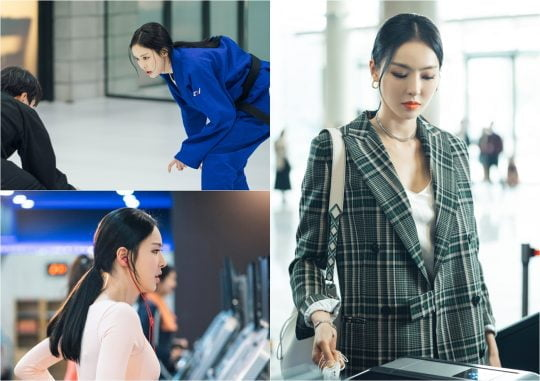 '검색어를 입력하세요 WWW'의 배우 이다희/사진제공=tvN