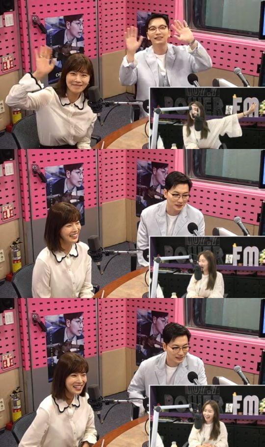 사진=SBS 파워FM '박선영의 씨네타운' 보는라디오 캡처