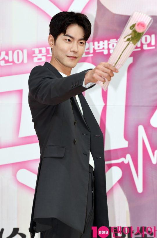 까칠한 톱스타 마왕준 역의 배우 홍종현. /조준원 기자 wizard333@