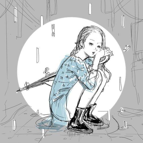 오반X소유, 듀엣곡 '비가 오잖아' 커버 이미지 / 사진제공=로맨틱팩토리