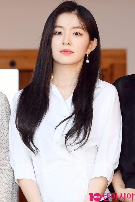 그룹 레드벨벳 아이린