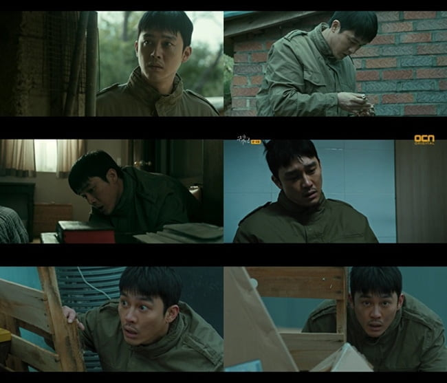 '구해줘2' 성혁, 천호진 정체 알고 절체절명 위기 맞았다