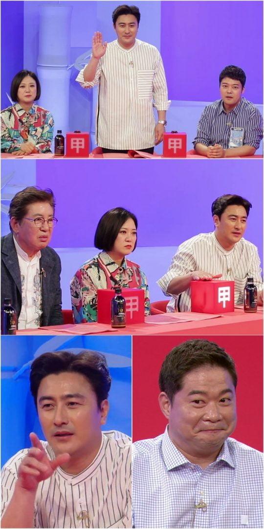 '사장님 귀는 당나귀 귀' 안정환 / 사진제공=KBS