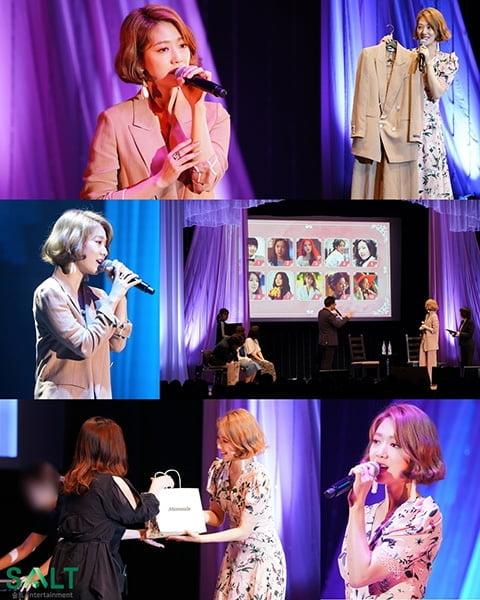 박신혜, 도쿄서 5번째 아시아 투어 시작…클라스가 다른 `한류여신`
