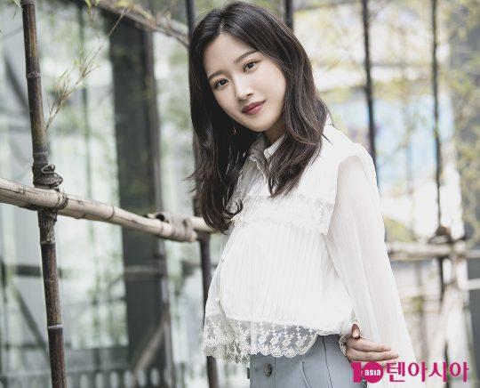 JTBC '으라차차 와이키키2'에서 한수연 역으로 열연한 배우 문가영. / 이승현 기자 lsh87@