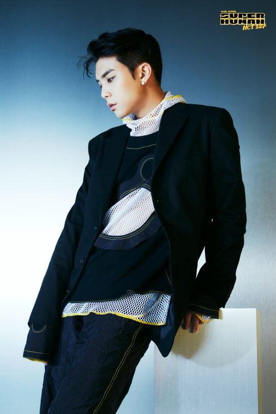 그룹 NCT 127 쟈니 티저 이미지 / 사진제공=SM엔터테인먼트