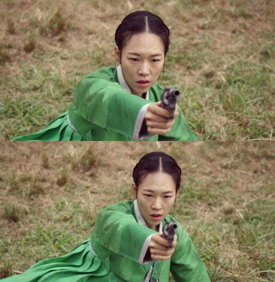 '녹두꽃' 한예리/사진제공=SBS '녹두꽃'