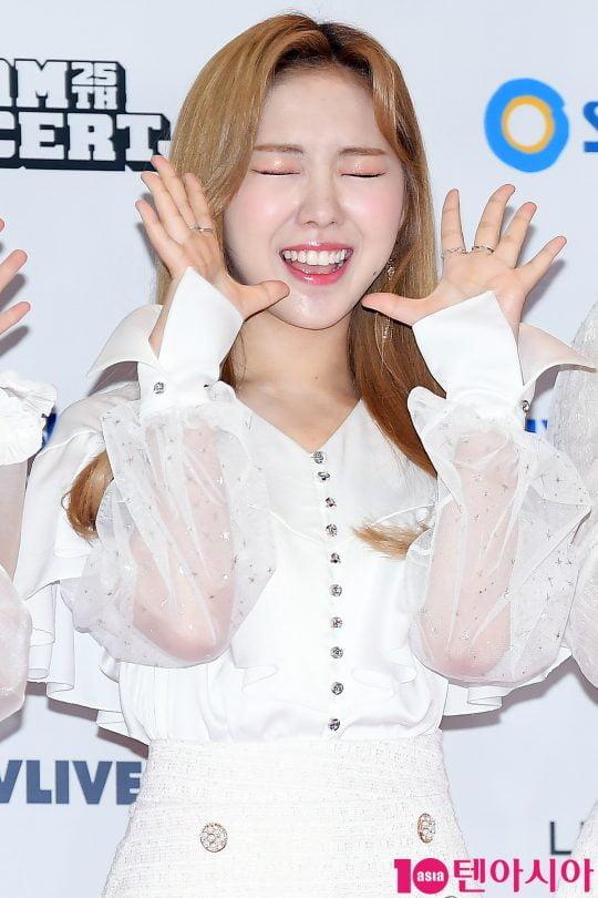 그룹 공원소녀 서경
