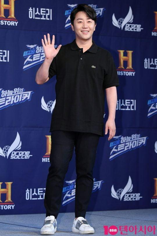 방송인 홍진호