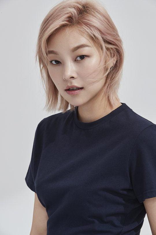 모델 송해나./사진제공=에스팀엔터테인먼트