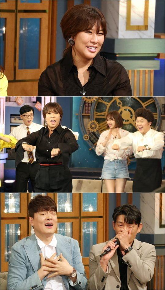 '해피투게더4' 정영주./ 사진제공=KBS