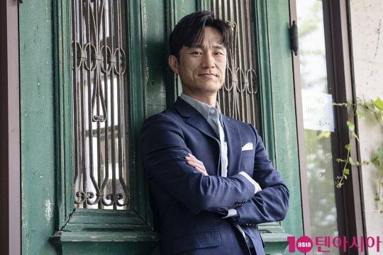 최근 종영한 KBS2 수목드라마 '닥터 프리즈너'에서 서서울교도소 의료과장 선민식을 연기한 배우 김병철. / 이승현 기자 lsh87@