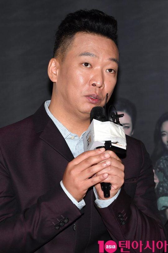 """[TEN PHOTO]박준형 """"무한경쟁으로 코미디를 살려야 된다고 생각한다"""""""