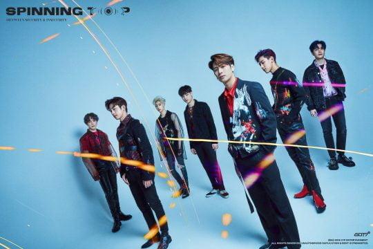 그룹 GOT7(갓세븐) / 사진제공=JYP엔터테인먼트