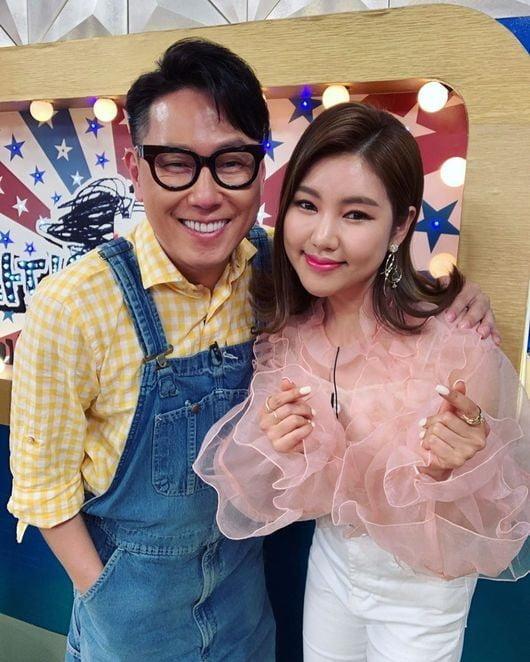 윤종신-송가인./ 사진=인스타그램