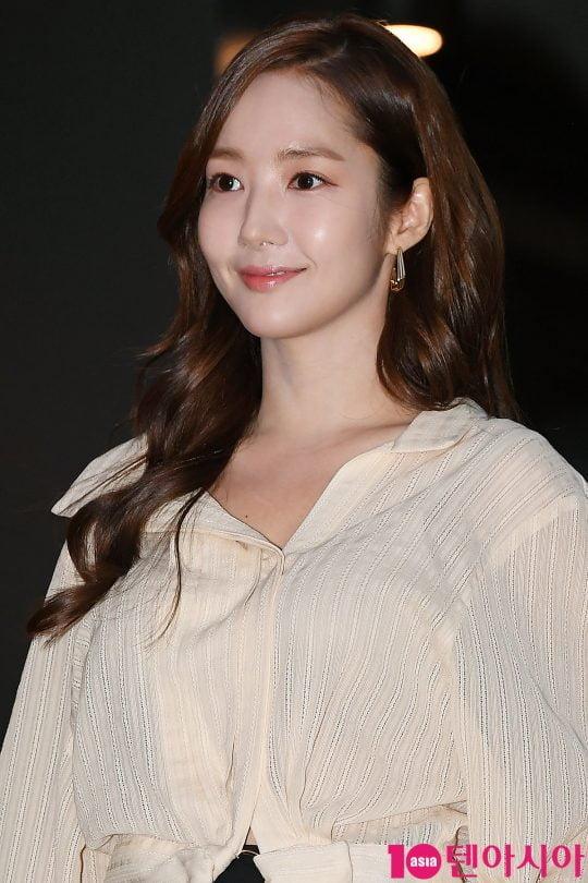 배우 박민영