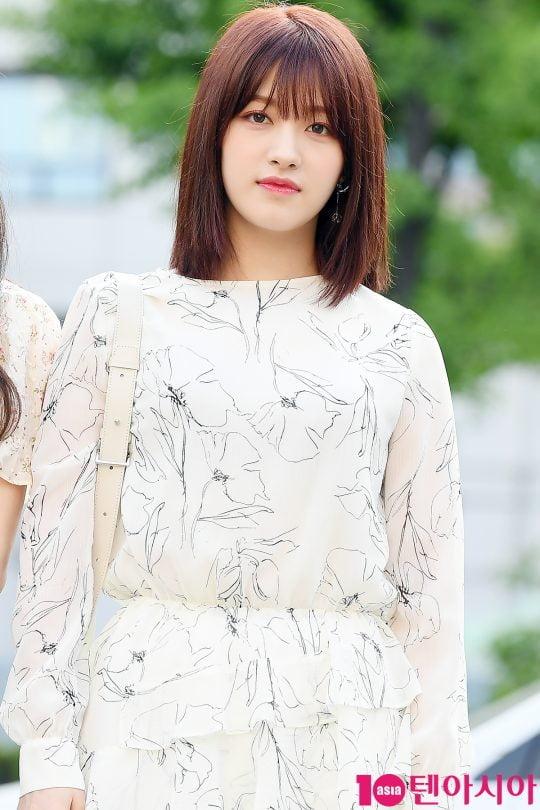 그룹 CLC 오승희