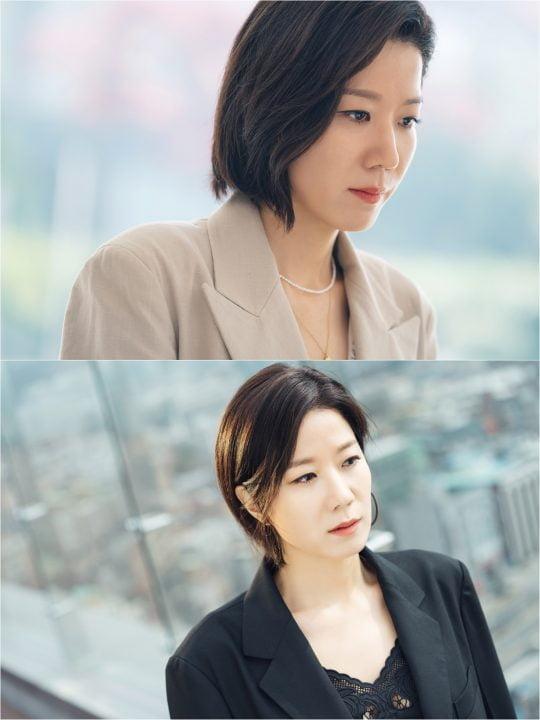 tvN 새 수목드라마 '검색어를 입력하세요 WWW' 전혜진 스틸컷./사진제공=tvN