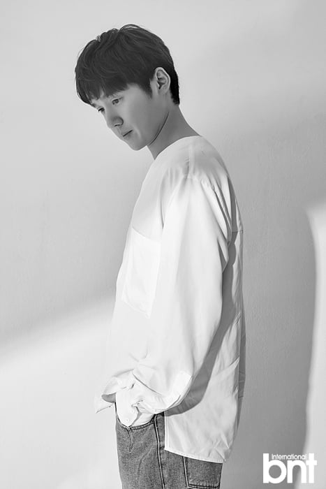 """[bnt화보] 송창의 """"가장 기억에 남는 작품? '황금신부', 내 이름 알릴 수 있던 출세작"""""""