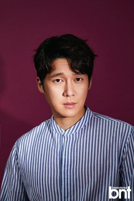 """[인터뷰] 송창의 """"배우? 일 자체가 감사한 직업, 꾸준하게 열심히 연기할 뿐"""""""