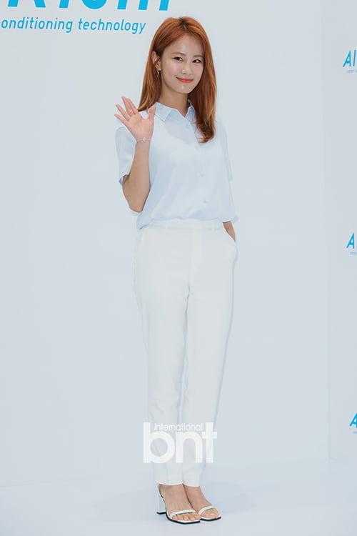 [bnt포토] 김지민 '시원한 스타일'