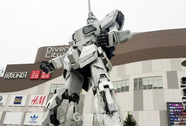 일본, 도쿄 올림픽 위해 건담 우주로 보낸다