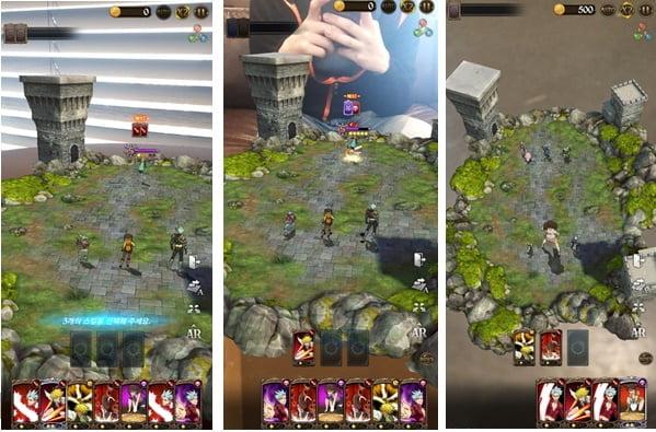 증강현실(AR) 게임 시대 열리나…기대작 줄줄이 대기중