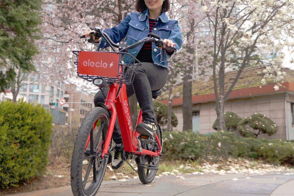 쏘카, 전기자전거 공유 서비스 시작