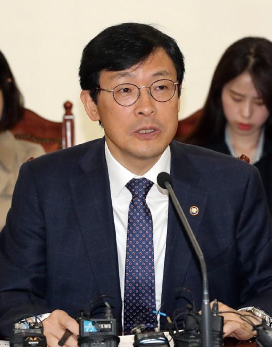 """""""교통·금융 혁신 적임자"""" 김경욱 국토부 2차관·손병두 금융위 부위원장"""