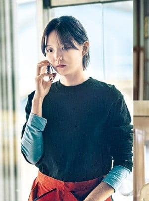 드라마 '구해줘2' 이솜  /OCN 제공