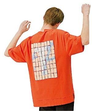 붙였다 뗐다 '포스트잇 티셔츠'…TNGT, 3M과 재밌는 협업