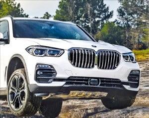 BMW '뉴 X5'