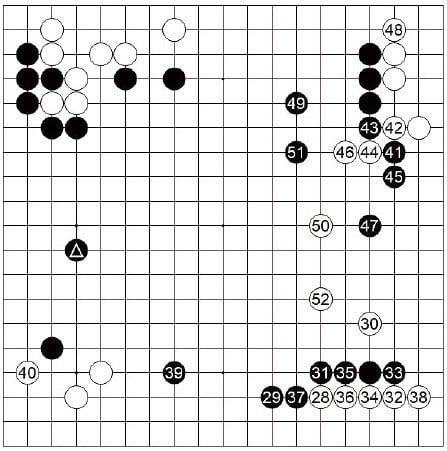 [제23기 하림배 여자국수전] 행마 싸움
