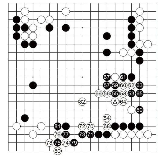 [제23기 하림배 여자국수전] 黑, 성공