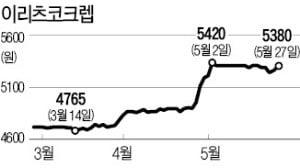 부동산·인프라株, 하락장에서 '신고가 릴레이'