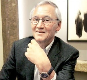 """티토니 다니엘 슐럽 회장 """"인수·합병은 독창성을 파괴한다"""""""