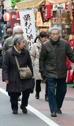고령화 문제가 심각한 일본. 초고령화 영향으로 일본 전역에서 빈집도 늘고 있다. /한경DB