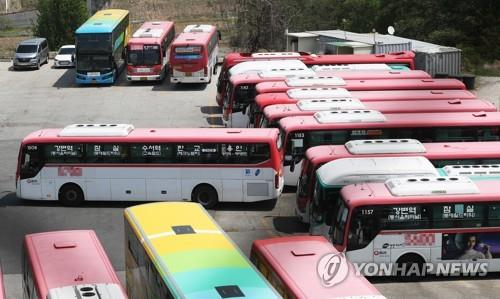 """""""7월 주52시간제 시행 땐 경기 버스노선 46% 조정해야"""""""