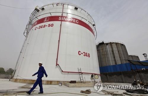 """로이터 """"이란 석유, 이라크산 둔갑해 中항구에"""""""