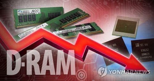"""""""삼성의 추락""""…인텔에 2분기 연속 반도체 매출 1위 내줘"""