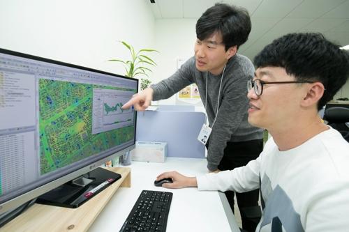 """LGU+ """"효율적인 셀 설계로 5G 균등속도 보장…커버리지도 확대"""""""