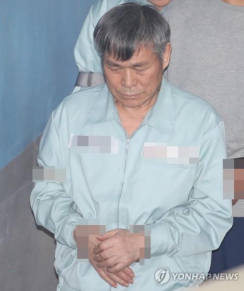 '신도 성폭행' 만민교회 이재록 2심 징역 16년…형량 늘어