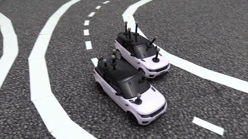 자율주행 차량 협력주행 때 차량흐름 35% 개선