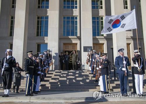 한국군 대장 주도로 '韓전작권 행사' 가능여부 첫 검증한다
