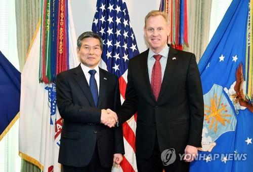 한미국방장관회담 내달 3일 서울서…연합연습·전작권 논의