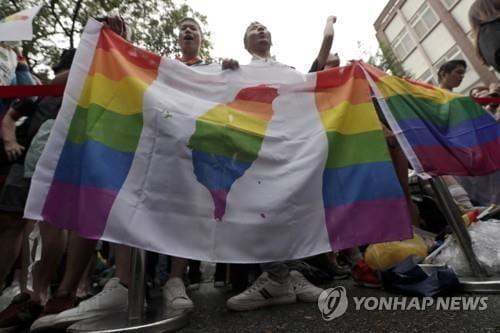 대만, 아시아 첫 동성커플 결혼 법적 인정