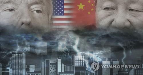 """트럼프 """"중국이 세계장악 원한다"""" 중국제조2025 지목"""