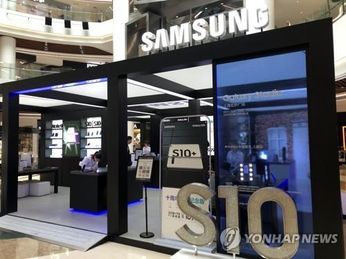 삼성전자, 1분기 중국 스마트폰 시장서 점유율 1%대 회복